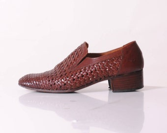 shoes dandy/of luxury/french vintage/made in France
