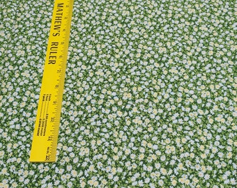 Wildflowers VII-Grass-Cotton Fabric from Sentimental Studios for Moda Fabrics