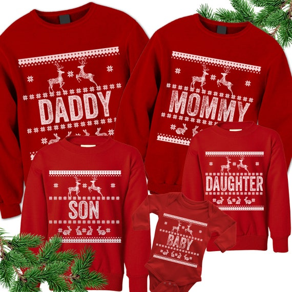 Christmas Pajamas For Family Cheap