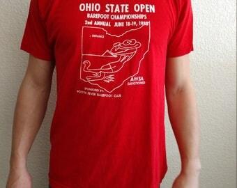 Ohio Barefoot T-shirt
