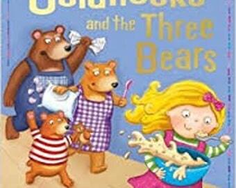 Goldilocks and the Three Bears Book