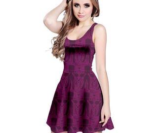 Garnet Dress - Steven Universe Dress Crystal Gems Dress Cosplay Dress Comicon Dress Plus Size Dress Fusion Dress Ruby Sapphire Dress