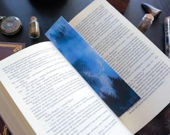 DEER PATRONUS BOOKMARK | Harry Potter inspired printed bookmark