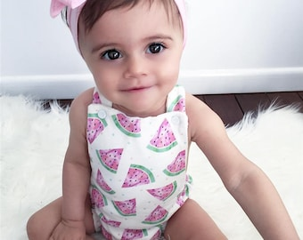 Watermelon Lover Baby Clothing Set