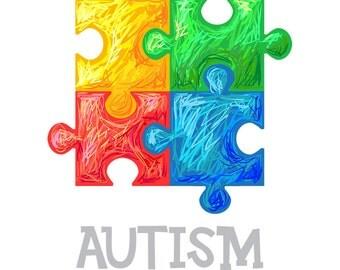 SALE 5 dollars!! Autism Awareness t shirt