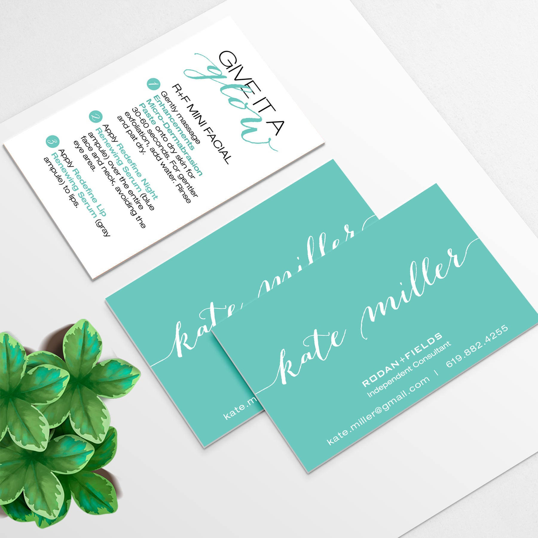 100 [ Rodan And Fields Business Card Template ]
