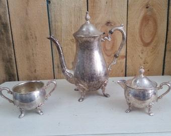 Sheridan Tea Service 3 Piece Set