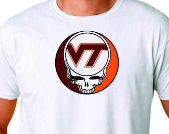 Virginia Tech Steal Your Face T Shirt