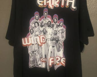 Earth Wind and Fire Tee