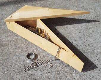 Huon Pine Jewellery Box