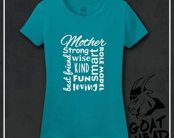 Mothers Day Gift, Gift for Mom, Mother Gift, Mothers Day, Mothers Gift, Gift for Women, I Love You Gifts, Gift for Wife, Gift for Her, Shirt