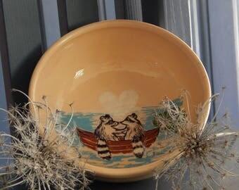 Dinnerware ceramic plate Organic handmade tableware Large Stoneware Rustic dishes Serving plate Large ceramic dinner set Birthday gift