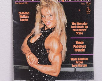 Women's Physique World Magazine 1994 Out of Print