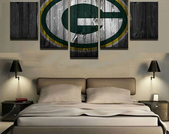 packers wall art | etsy