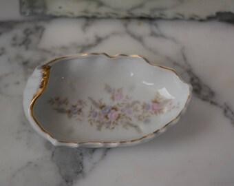 Lefton China Soap/Trinket Dish