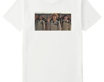 Stranger Things -  Ghostbusters squad - Season 2  Toddler / Youth / Adult Unisex Printed T Shirt