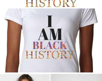 I am black history svg I am black svg  black history svg black history month svg i am black black educated i am black png black history png