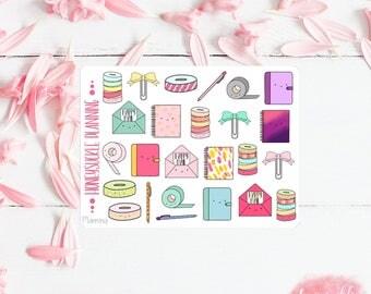 Planning Planner Stickers