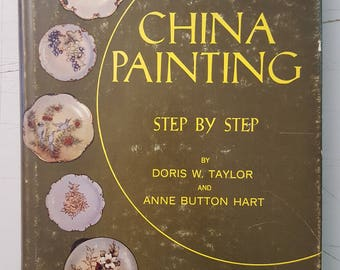 China Painting Step by Step