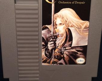 Castlevania: Orchestra of Despair Game for NES