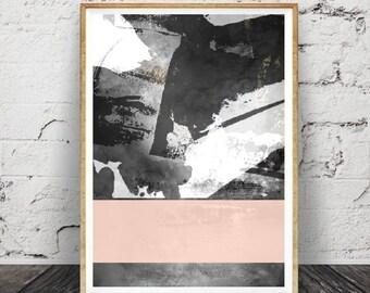 art et collection .abstrait noire télécharger , imprimable affiche grand format, numérique,décor moderne contemporain