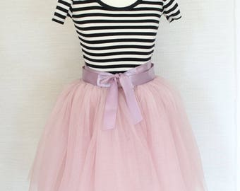 Fluffy Tutu Tulle Skirt 7 Layers