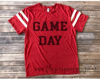 Game Day Jersey| Football jersey | Cute game day jersey | Game On shirt | Cute Game Day shirt | Football shirt | baseball shirt | Game On