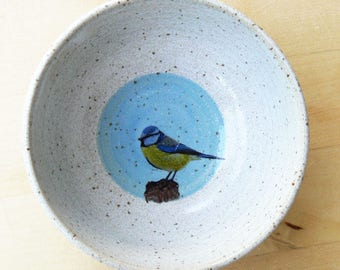 Great tit Bowl