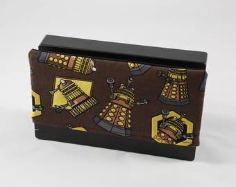 Doctor Who Dalek Themed Nintendo Switch Dock Sock