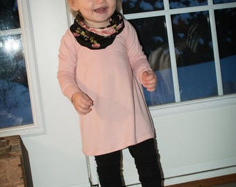 -Baby - child - scalable - pink scalable tunic dress