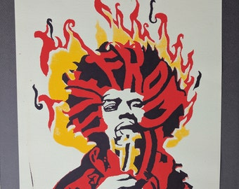 Hendrix from Hell