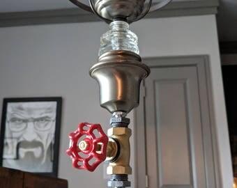 Victorian Steampunk Lamp
