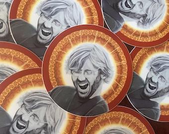 Trey Sticker