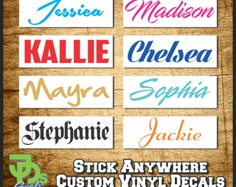 Vinyl Lettering Etsy - Custom vinyl stickers australia the advantages
