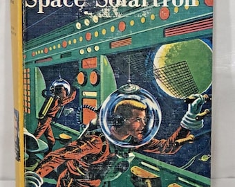 Tom Swift and His Space Solartron By Victor Appleton II 1958