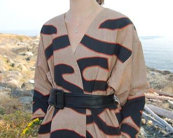 Vintage blazer // designer blazer // women's blazer // 1980's // women's jacket // blazer // vintage jacket