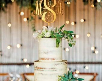 Monogram Topper, Monogram, Cupcake Topper, Monogram Cake Topper, Monogram Wedding, Cake Topper Custom, Monogram Design Weddings, Cake Decor
