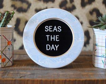 Seas The Day Frame