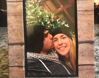 Customizable Picture Frame