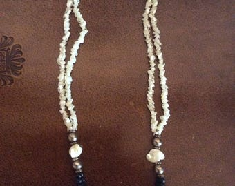 A Beautiful Vintage two strand necklace