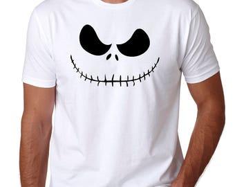 Jack Skellington - Disney Halloween Shirt - MNSSHP - Halloween Shirt - Disney Shirt - Disney Men's Shirt