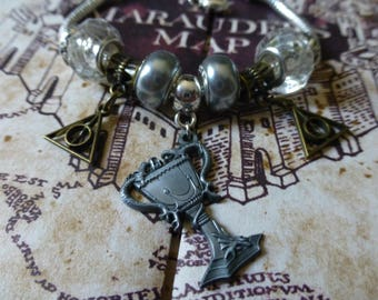 The TriWizard Cup - A Harry Potter Inspired Charm Bracelet