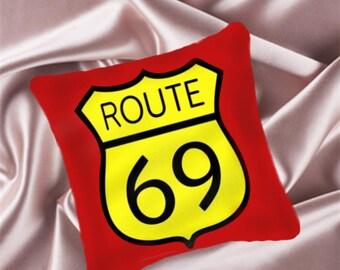 Route 69 Fun Pillow erotic FUN#001