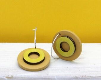 Yellow Polos.