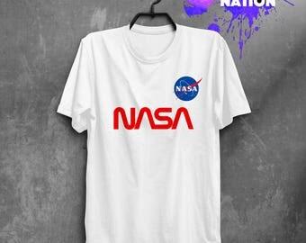 Nasa t shirt Coll NASA shirt Nasa logo shirt Tumblr shirt Space t shirt Astronaut shirt Space shirt Nasa tee Nasa tumblr Graphic tee BF1015