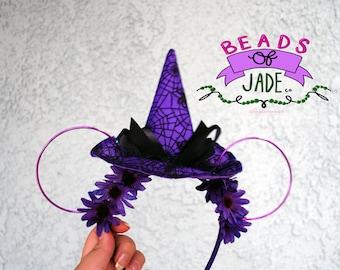 Purple Witch Ears