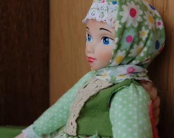 Little Country Doll Vasilisa