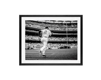 Yankees Derek Jeter,  Derek Jeter, Final Walk-Off, New York Yankees , baseball art , jeter photograph, derek jeter photograph, art prints