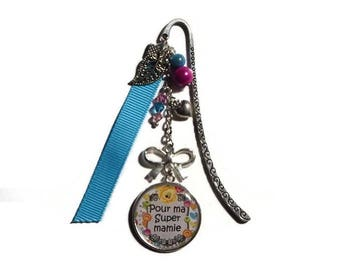 """Bookmarks """"for my great Grandma"""" Grandma gift / personalized/gift/mother grandmother/mother of grandmas"""