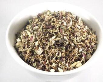 Base Chakra organic loose leaf tea blend 60gms